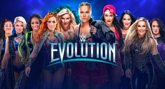 Will there be an Evolution 2 event this year? http://dlvr.it/R6nDbB #Evolution #Rumors