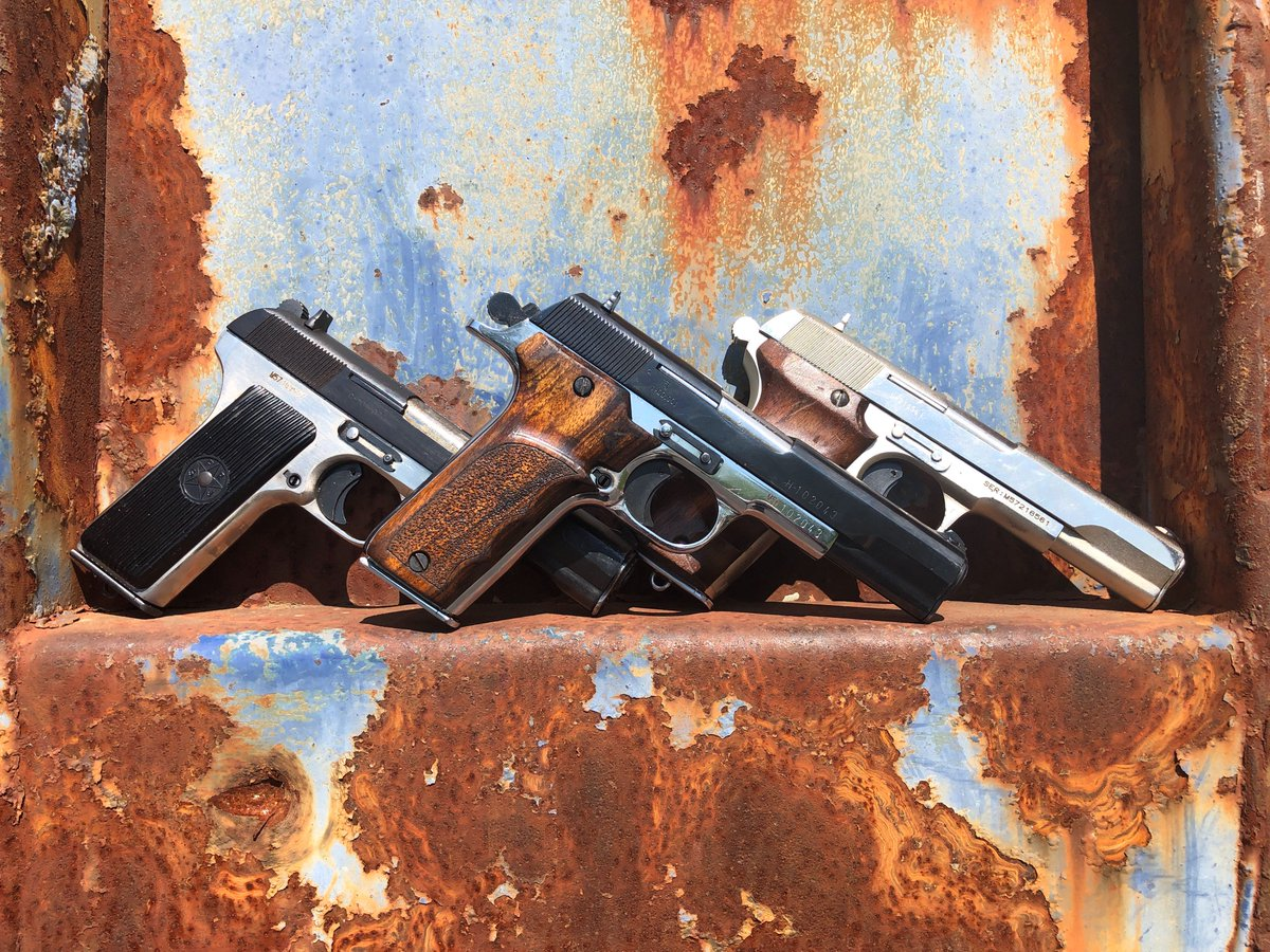 The giveaway for these 3 beautiful Yugo M57 TT Tokarev pistols ends tonight! Be sure you're getting in your entries to boost your chances of taking one of these home for FREE! Enter to win by heading over to our website - https://www.classicfirearms.com/contest/win-a-yugo-m57-pistol-3-winners/…