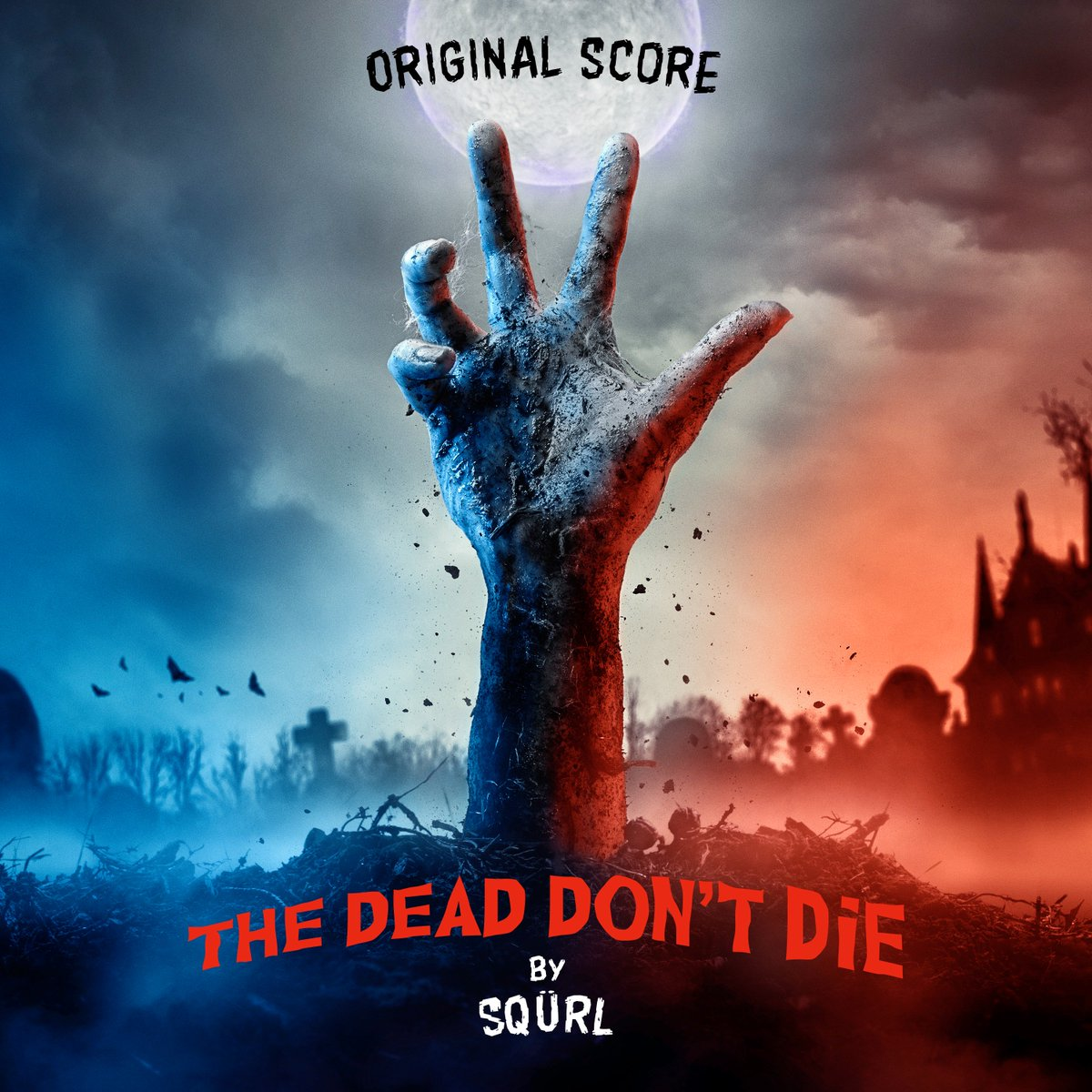 Get the score to #TheDeadDontDie featuring music by director Jim Jarmusch and producer Carter Logan (also known as SQÜRL) – out now! https://smarturl.it/TheDeadDontDie