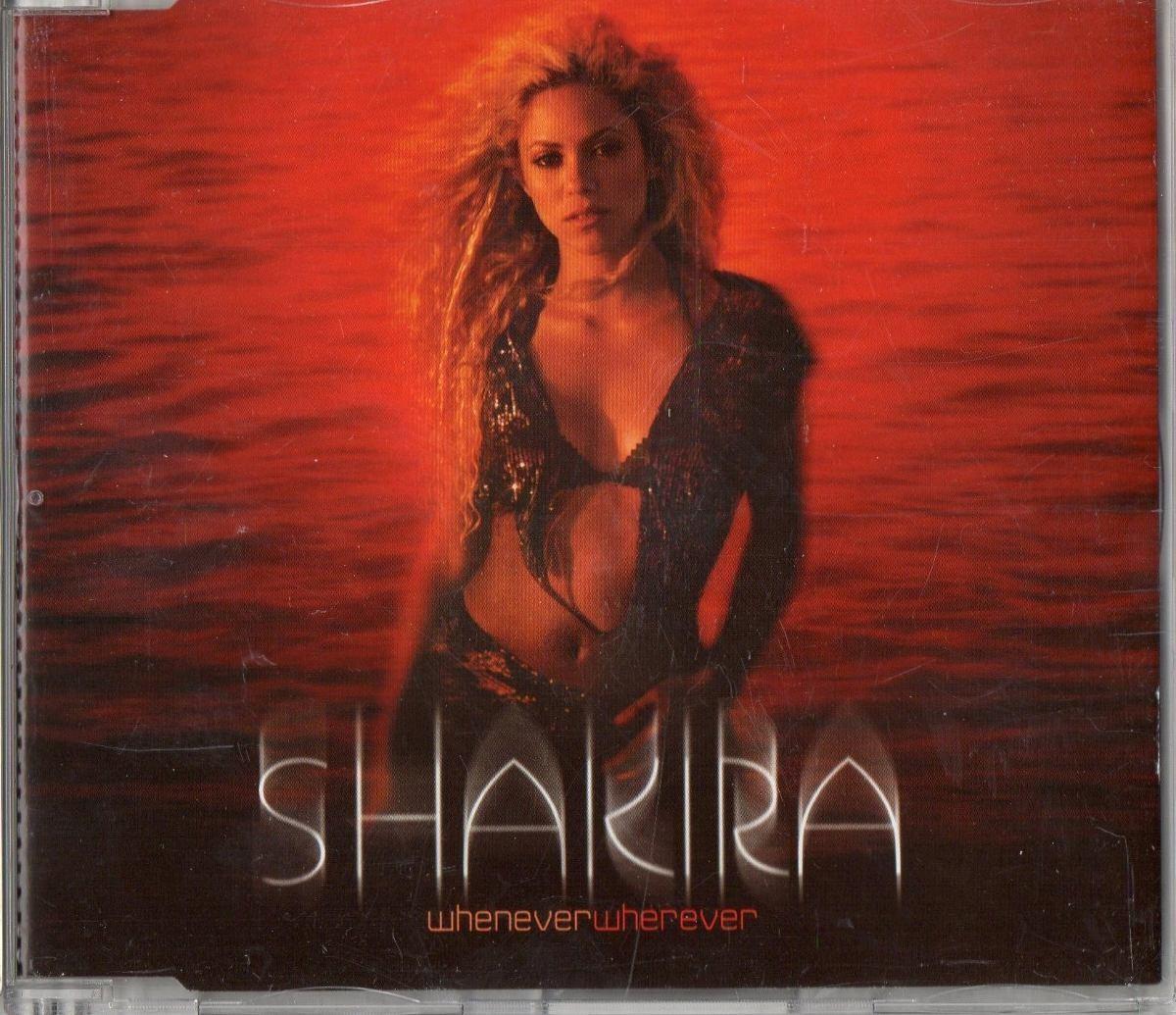 Un día como hoy, pero hace 13 años, #Shakira debutaba en el Billboard Hot 100 con #WheneverWherever en el #6. A nivel mundial, ha vendido más de 8.5 millones de copias físicas, lo que lo convierte en uno de los singles más vendidos de todos los tiempos.