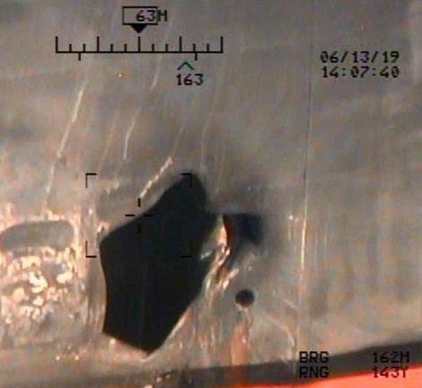 أمريكا: أرسلنا القوة الضاربة إلى الخليج بسبب تحضيرات إيران لمهاجمة عسكريينا - صفحة 7 D9SmU2TWkAcihnW