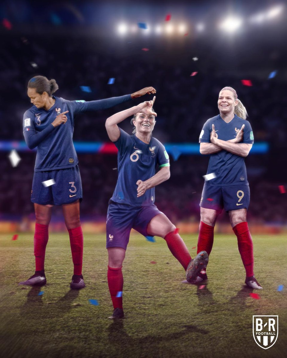 South Korea ✔️Norway ✔️Nigeria ✔️#FRA got us feeling like it's last summer again #FIFAWWC