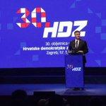 Image for the Tweet beginning: HDZ je prije 30 godina