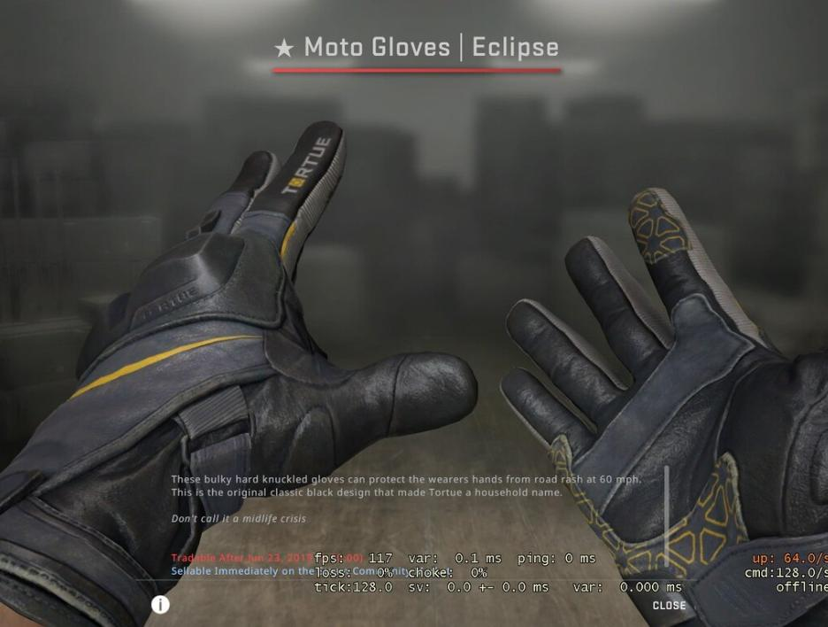 ★ Moto Gloves Eclipse (FT) Giveaway ★  To enter: - RT & Like - Follow me  Ends on the 28th. GL! 🤞