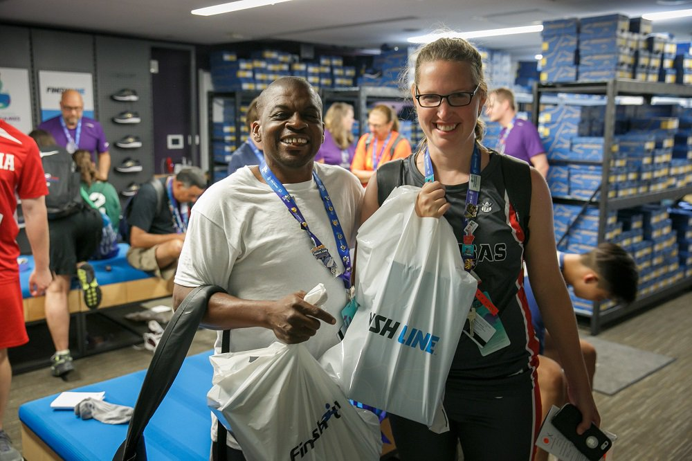 #ICYMI: Our partners @FinishLine @FinishLineYF have been nominated for an @espn #SportsHumanitarian Award with @brooksrunning for their collaboration with Healthy Athletes during the 2018 @specialolyUSA Games ➡ http://bit.ly/2x2k3Vm . #ChooseToInclude