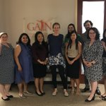 Image for the Tweet beginning: Today at GAIN, we celebrated