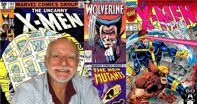 Happy birthday to Chris Claremont!