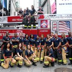 Image for the Tweet beginning: .@FDNY releases official 2020 Calendar