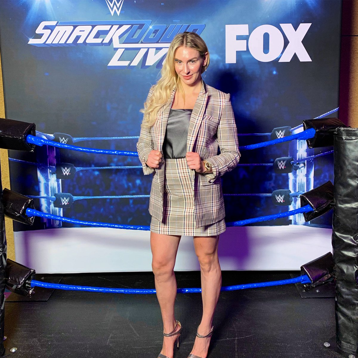 Soon to be 👸🏼 of @FOXTV