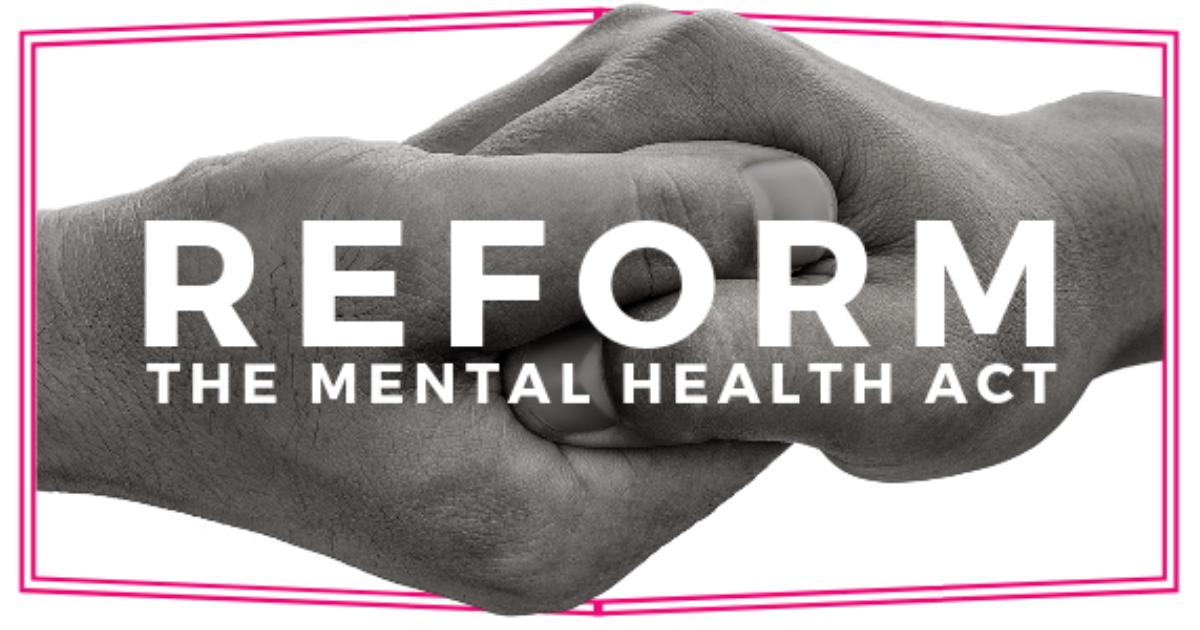 Mental Health Reform @MHReform have launched a campaign calling on the government to address the gaps in the Mental Health Act 2001. Here's how you can get involved - https://spunout.info/2ZyF5Yb #ReformMHAct