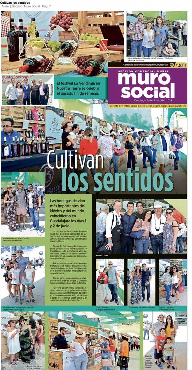 Grandes momentos en *La Vendimia en Nuestra Tierra Guadalajara*  #LaVendimiaMex 😉🍷 #vino #WineLovers