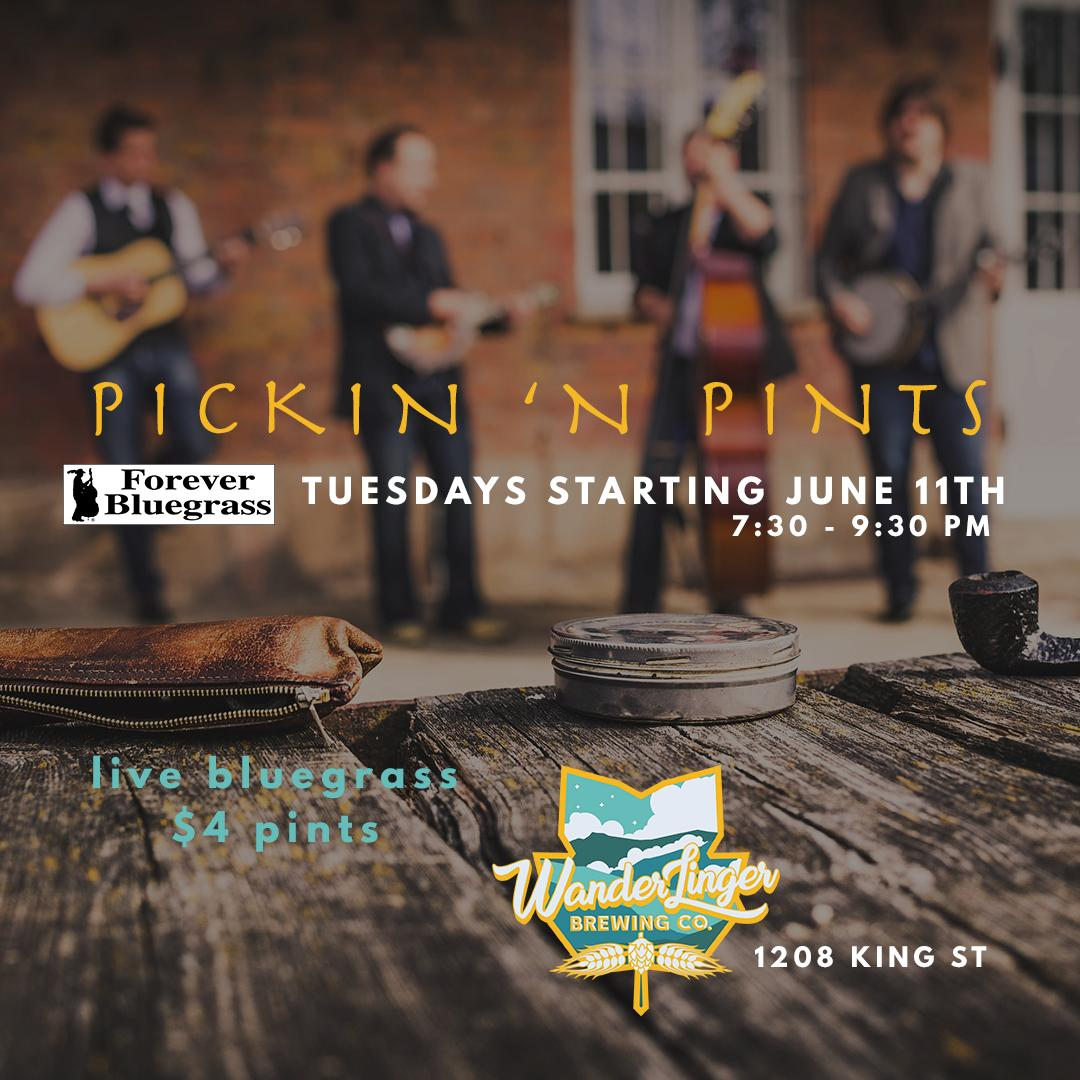 Every Tuesday - Live Free Bluegrass 7:30-9:30 presented by @ForeverBluegrass and it is Pint Night with $4.00 beers!  #wanderlinger #chattanooga #chattanoogamusic #nooga #noogagram #chattmusic #chattanoogatn #chattanoogatennessee #bluegrass #noogamade #bluegrassmusic <br>http://pic.twitter.com/Q0iAOLWjsp