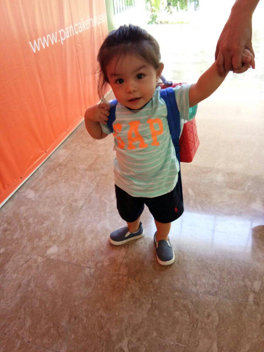 Terrence Romeo Jr's third day in school <br>http://pic.twitter.com/2nZqE0UFmA