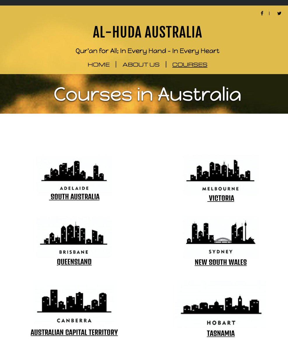 Al-Huda Australia (@alhudaaustralia)   Twitter