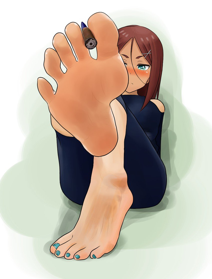 Amazon Lesbian Foot Worship