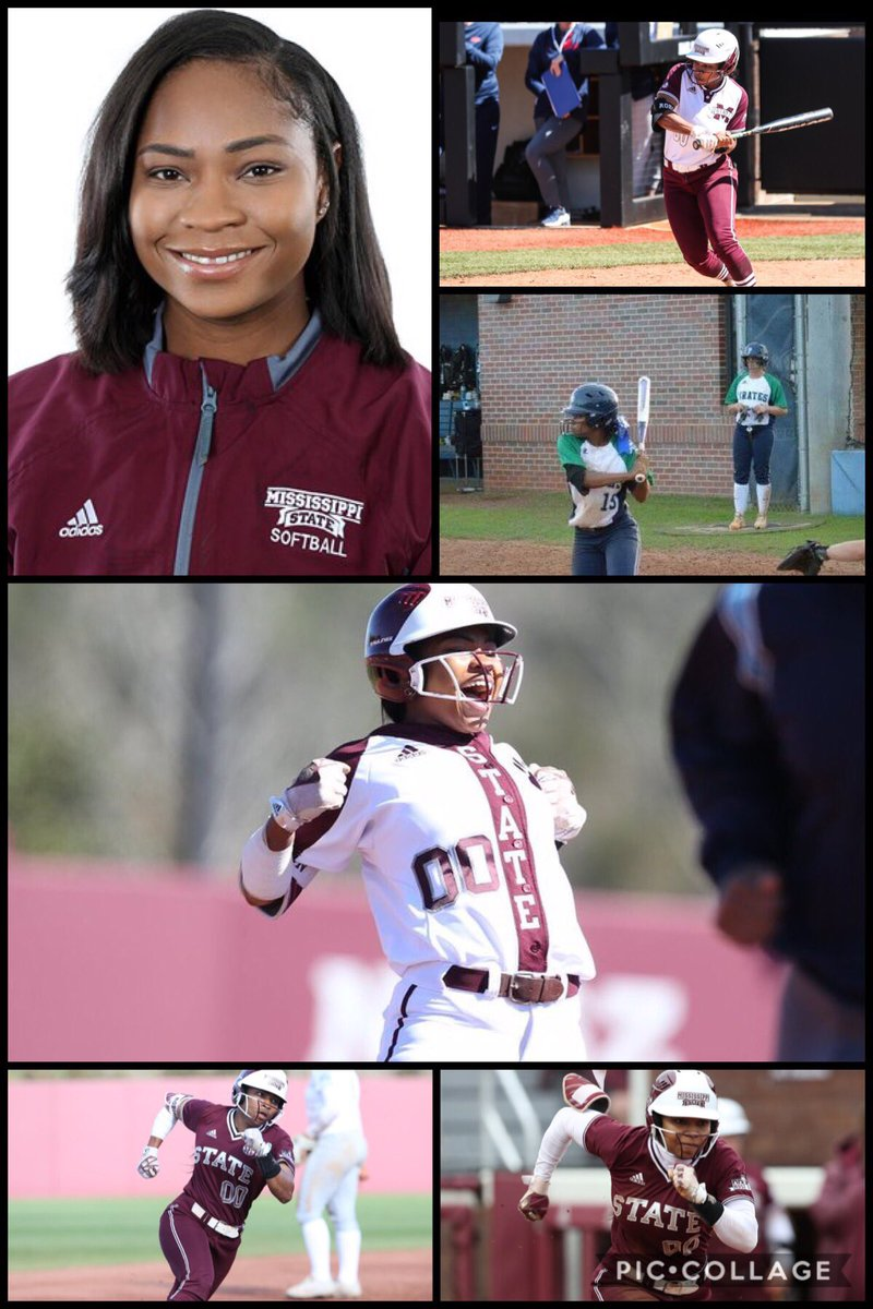 Extremely excited to announce the newest addition to our @PSCSoftball coaching staff.. Former Pirate all-American, 2019 Mississippi State alumni and Alabama native Bevia Robinson. Bevia was a 3 year starter for the Dawgs in both IN & OF. Welcome back Bev #AlumniLove<br>http://pic.twitter.com/d5lUj1DBkz