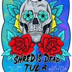 Image for the Tweet beginning: Don't miss Shred is Dead