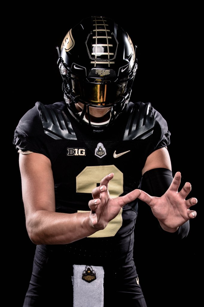 Forever enjoying the process.. learning as we go! 🏆  @michael_alaimo @ramapo3333   Official visit at Purdue (@BoilerFootball)  #TheWanted