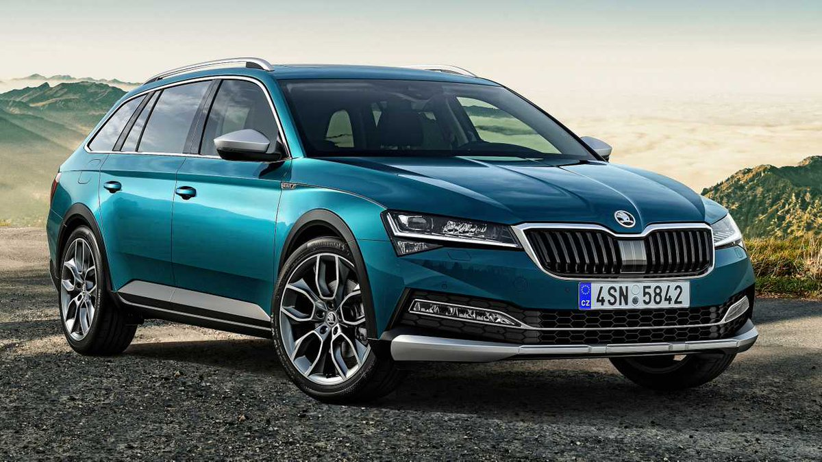 Retail News Asia On Twitter New Skoda Superb Scout Cross Estate Unveiled Read Https T Co Pthw30hqv0 Asia Auto Car Superbscout Suv