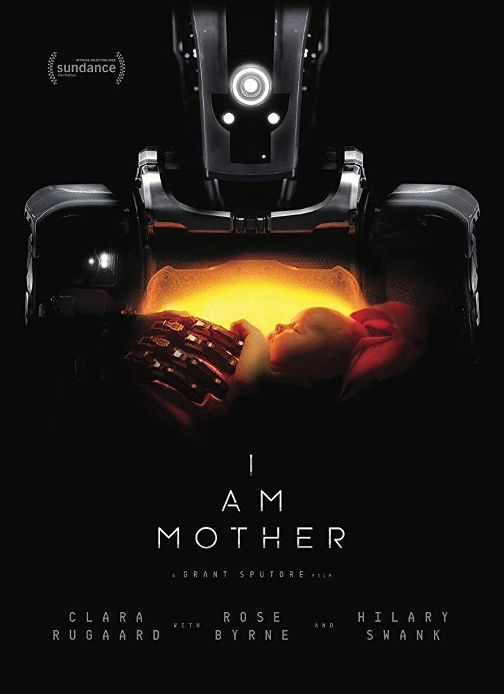 #IAMMOTHER de #netflix Una película de ciencia ficción básica, pero maravillosamente ejecutada. Realmente me a encantado. la recomiendo altamente.
