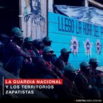 Image for the Tweet beginning: La Guardia Nacional y los