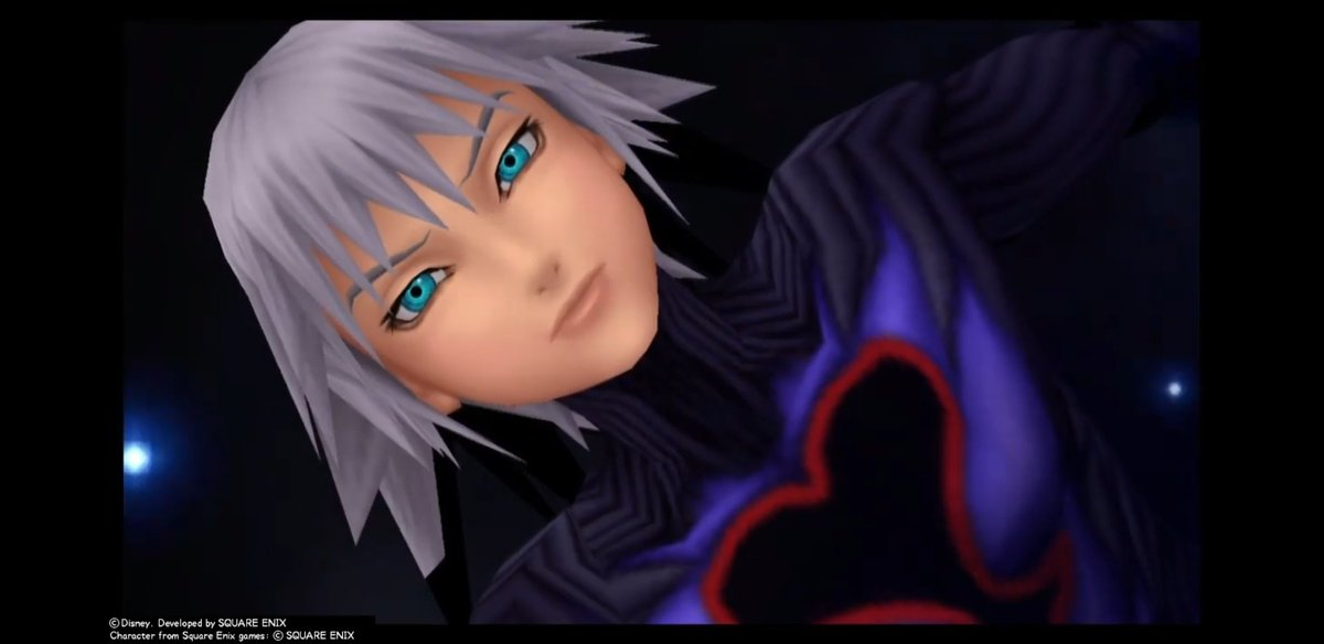 Look at this soft baby. Sometimes. I forget how tragic his very short life is. He existed thre least amount of time of any KH character. <br>http://pic.twitter.com/WlLs4zoPBX