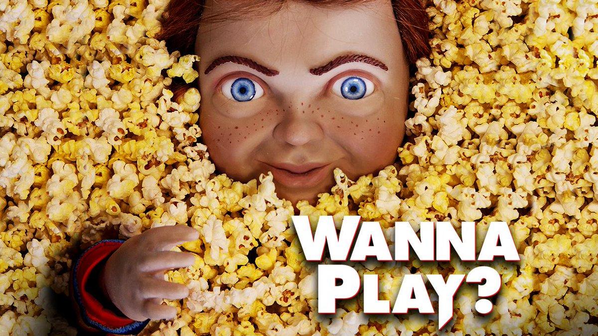 @RegalMovies's photo on #ChuckyDollGiveaway
