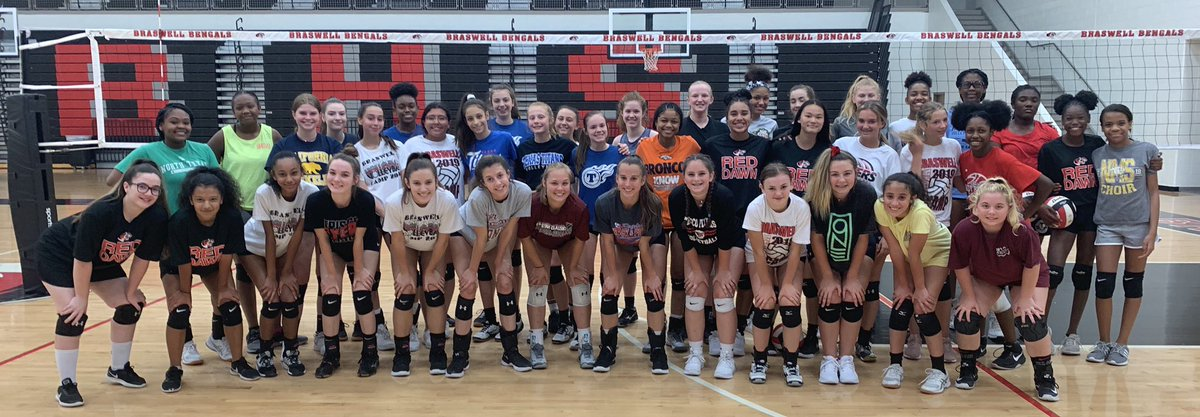 Braswell Volleyball - @braswellvb1 Twitter Profile and Downloader