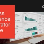 Image for the Tweet beginning: Introducing the Business Intelligence Accelerator.Within