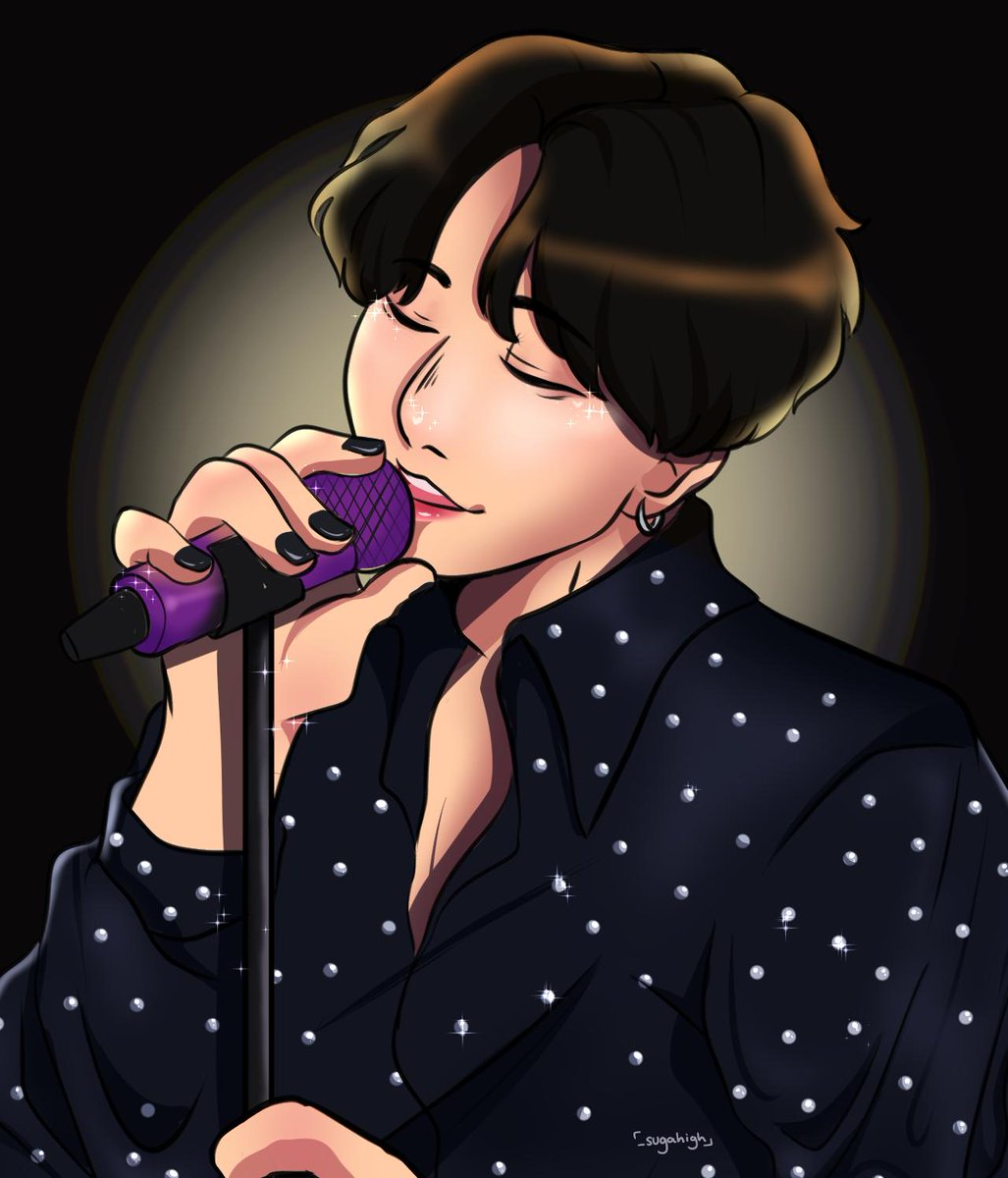 Sorry I deleted earlier I just wanted to paint his nails  #btsfanart #btsfa<br>http://pic.twitter.com/WNOGBbJtqP