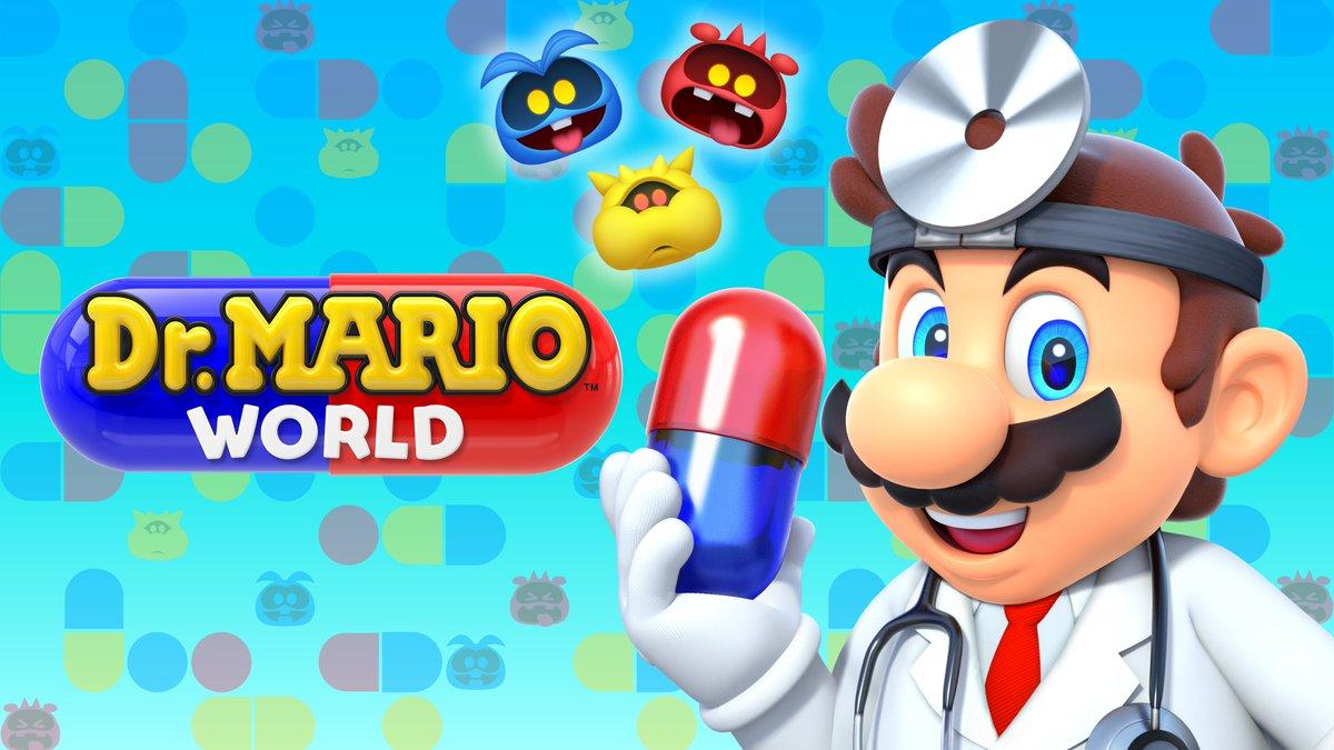 @NintendoAmerica's photo on #DrMarioWorld