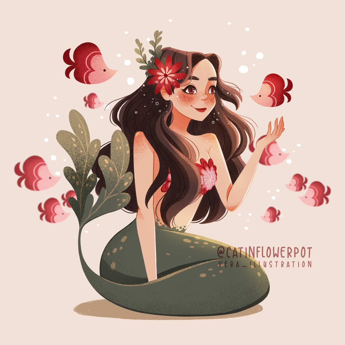 No new art lately. Sharing with you my #Mermay 2019 entries  There are 9 entries in total  <br>http://pic.twitter.com/94NJ6TPl5S