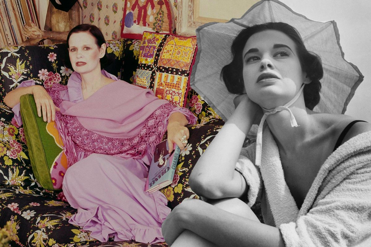 The Erotic Education And Sexual Liberation Of Gloria Vanderbilt In Her Own Words