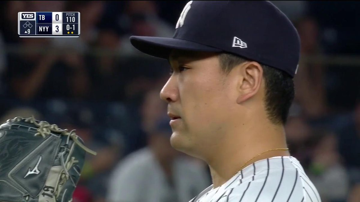 @YESNetwork's photo on Tanaka