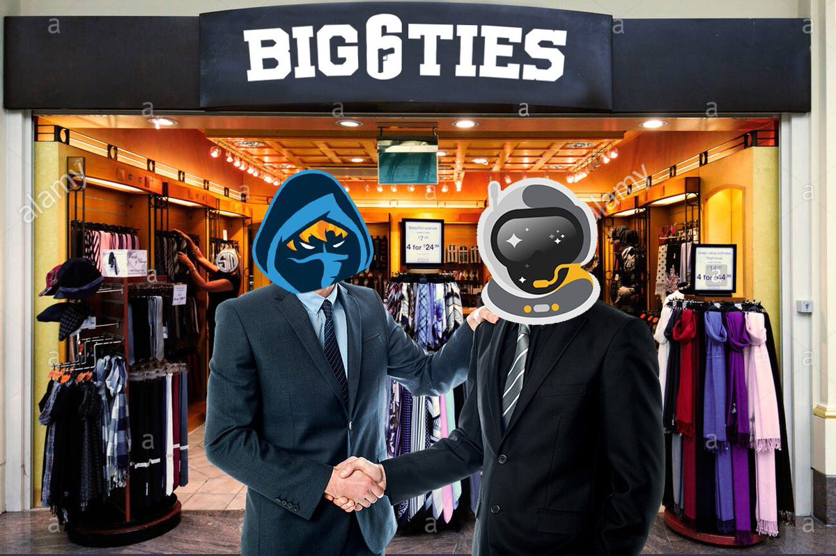 Welcome @Rogue as our newest investor in @R6esports ties!   Invest now!!! Stocks going up  <br>http://pic.twitter.com/MLnKi3THoS