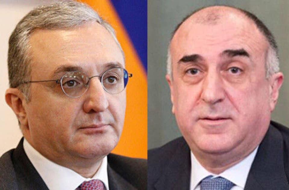 June 18: FM @ZMnatsakanyan's working visit to #Washington DC🇺🇸 Meetings w/: ✔️FM Elmar #Mammadyarov of #Azerbaijan 🇦🇿 under the auspices of @OSCE #MinskGroup Co-Chairmanship ✔️High-lvl #US🇺🇸 officials