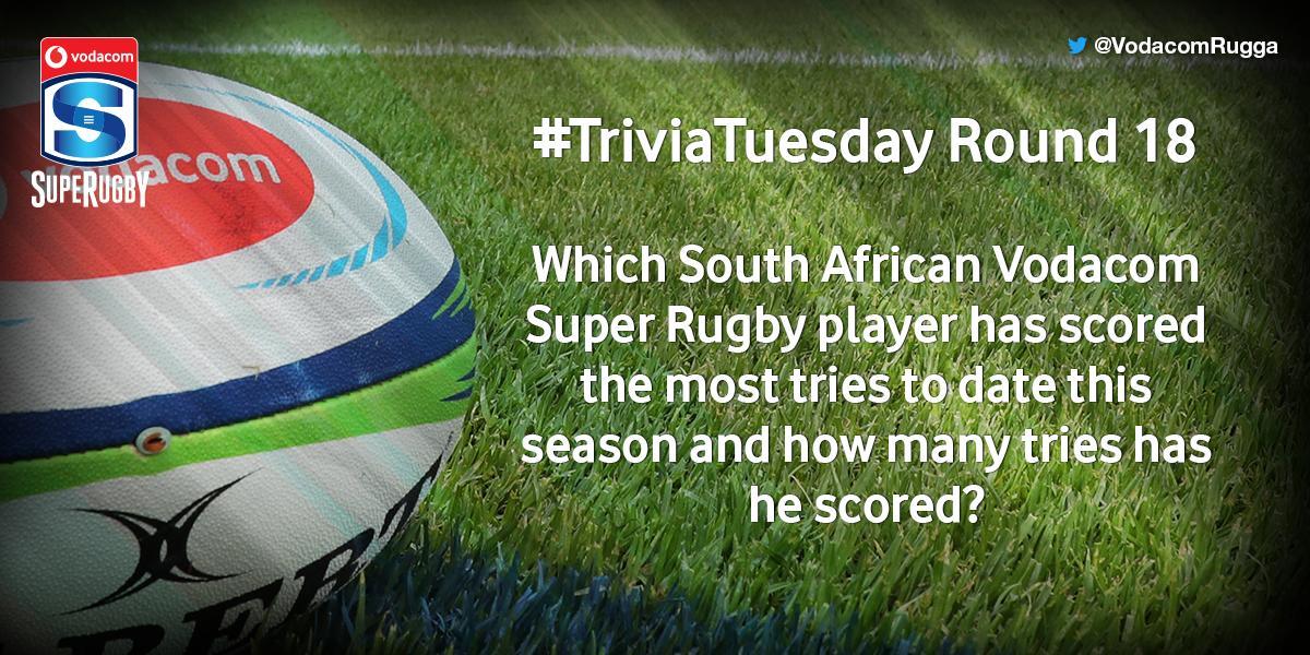 @VodacomRugga's photo on #TriviaTuesday