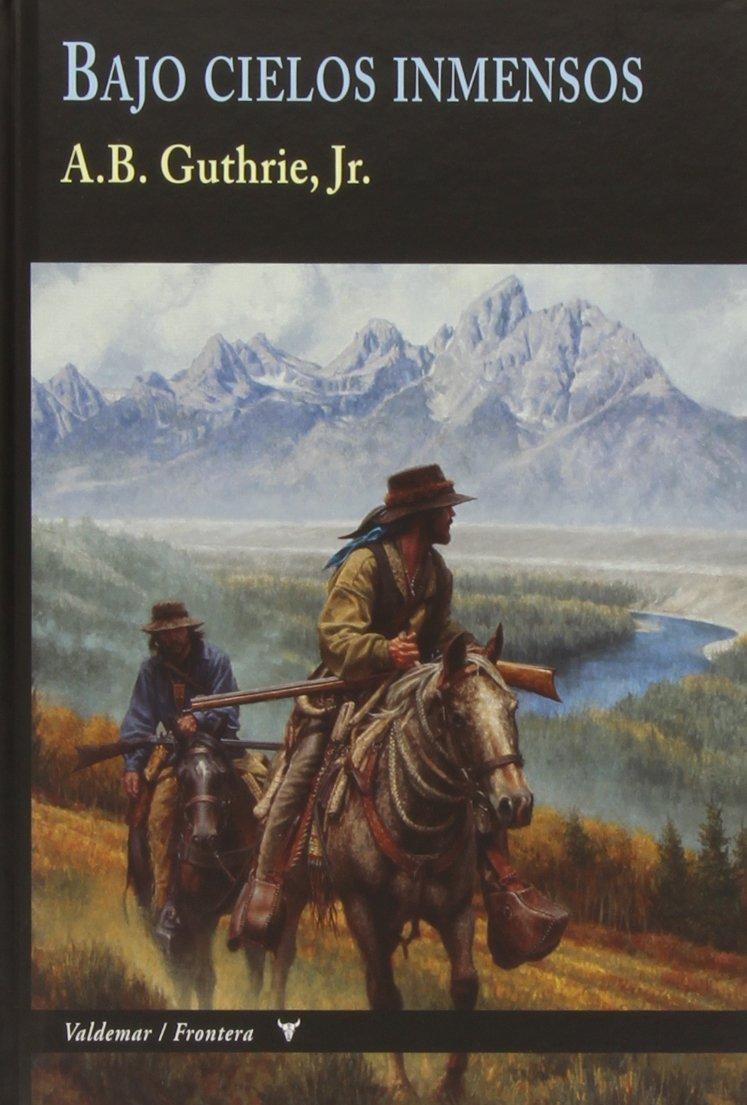 Reseño una de las novelas con las que @ed_valdemar esta completando su colección Frontera dedicada al #western Una colección recomendable no solo por sus títulos, sino también por su fantástica edición #BajoCielosInmensos de A. B. Guthrie Jr.   https://elpuentelejano.blogspot.com/2019/06/bajo-cielos-inmensos-b-guthrie-jr.html…
