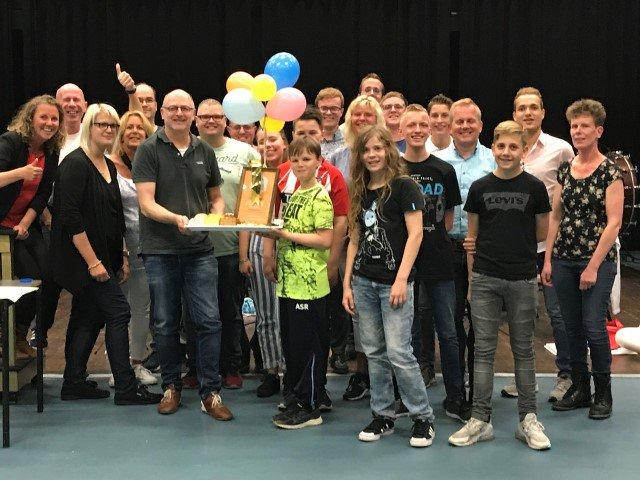 """Muziekvereniging Rotterdam aan Zee winnaar """"Club van het Jaar"""" https://t.co/jt33sXPjdr https://t.co/zM1QA9gSDu"""