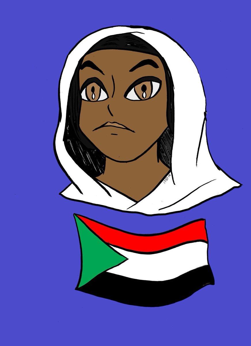 Stay Strong Sudan 🇸🇩 ... #sudan #istandwithsudan #sudanuprising #sudanmassacre #compositionbookchronicles #conquesopublishing #cqcomics #comics #webcomic #digitalart #wacom #photoshop