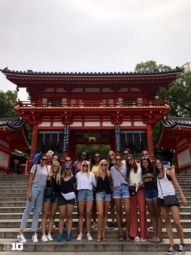 📍Yasaka Shrine #B1GinJapan | #B1GVolleyball