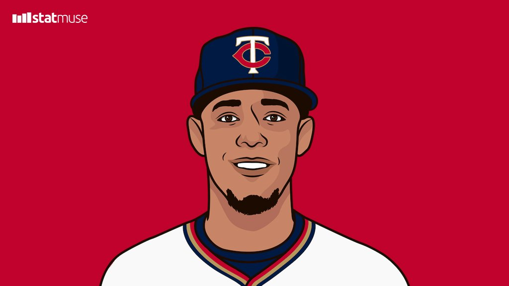 @statmuse's photo on Berrios