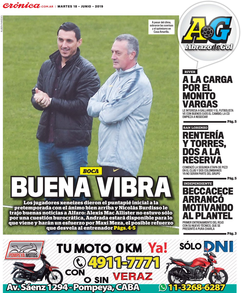 @cronica's photo on Vargas