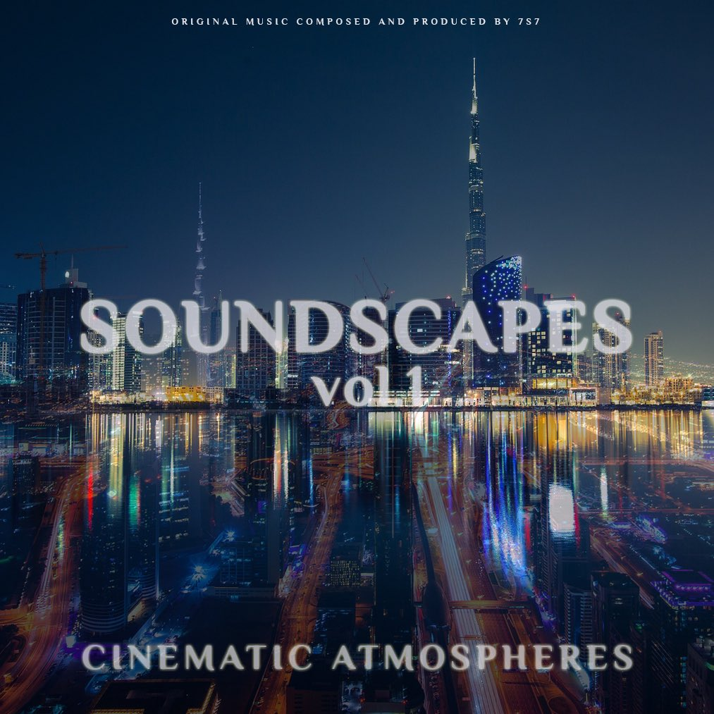 7S7 SOUND - DARKNESS CITY - SOUNDSCAPES VOL.1 ( CINEMATIC MUSIC )  https:// youtu.be/l4ktp29nfiA      #YouTube #YouTubeMusic #composer #socialmedia #musicmedia #gamemusic #GameAudio #RedesSociales #Musica #music<br>http://pic.twitter.com/JvZ6543n8p