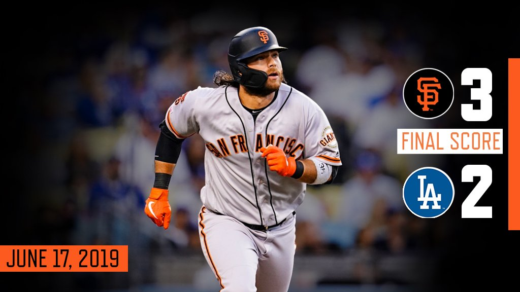 @SFGiants's photo on #BeatLA