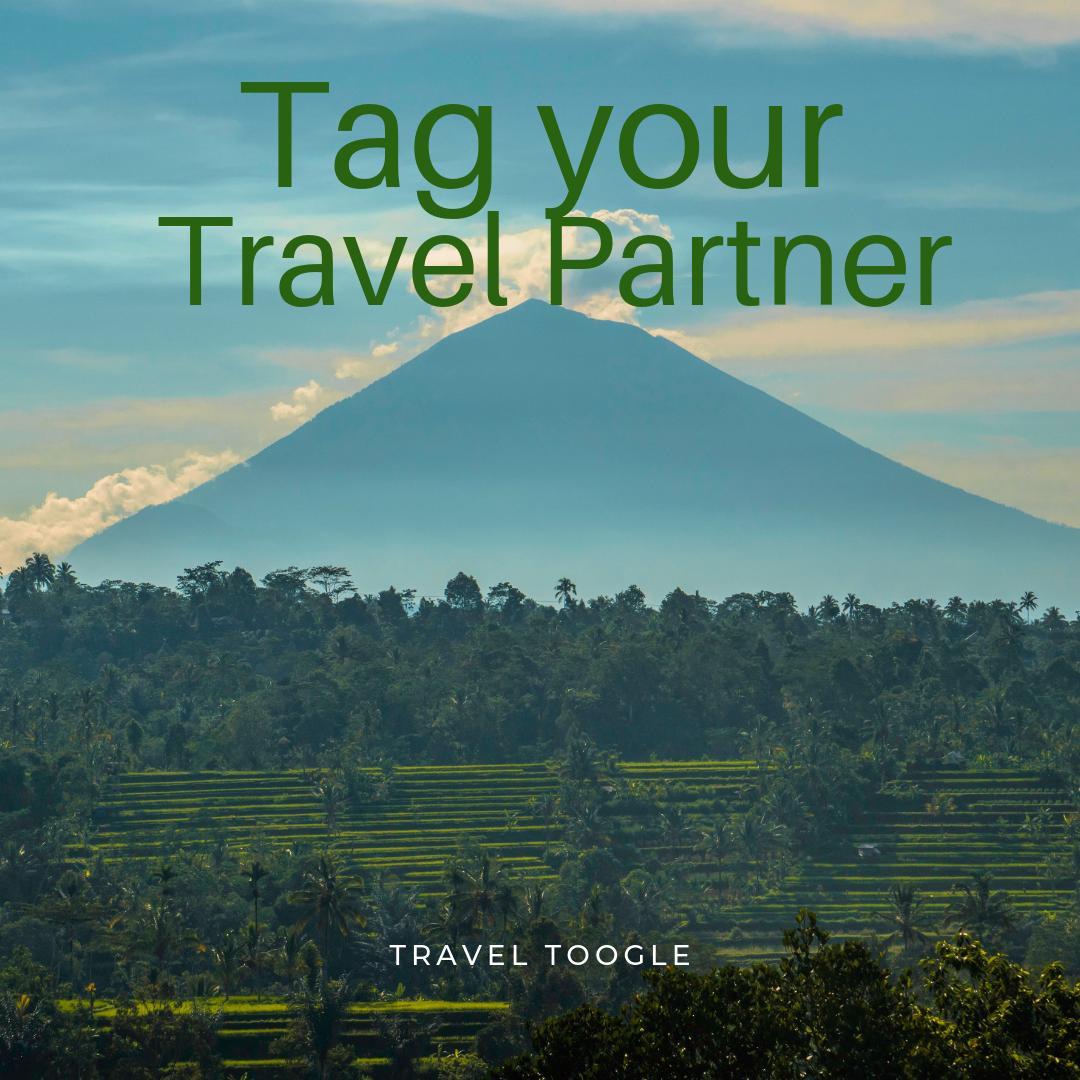Tag your friend with whom you want to travel the world !! #traveltoogle #travelers #traveling #travel #explorer #findingsomethingnew #exploringtheworld #mytravelpartner #lovetraveling #adventure #fun #enjoy #travelisbliss #travelislife #Ilivefortravel #travelishappiness