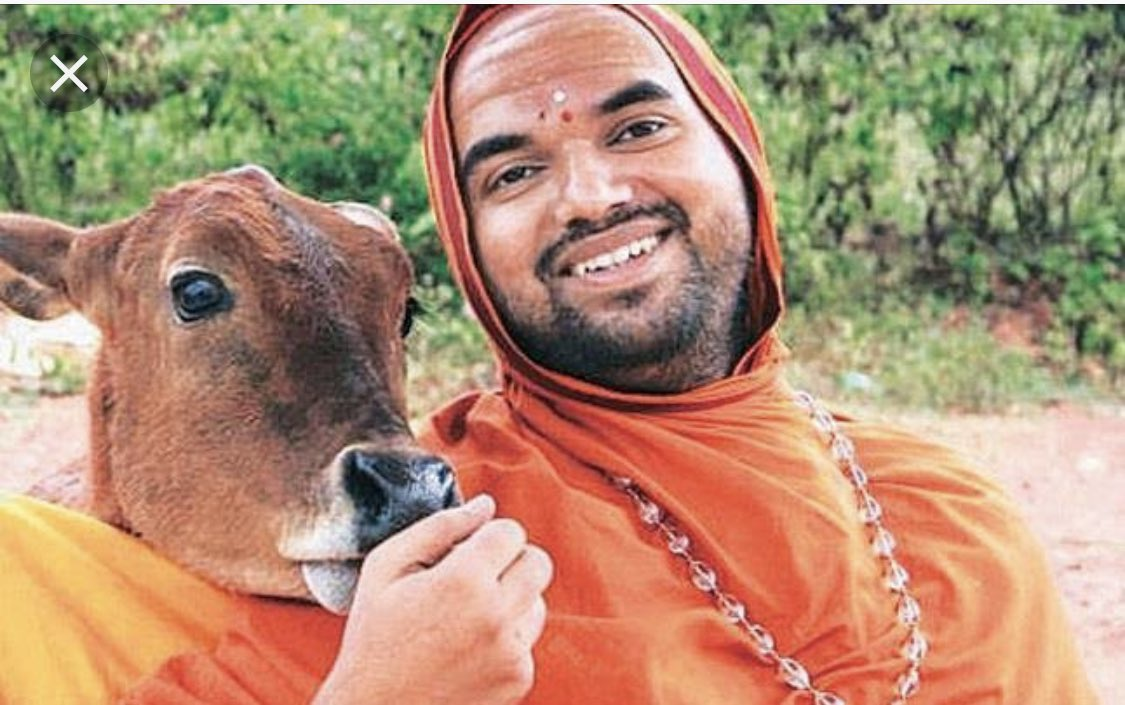 To spread values & principles of Hinduism, Vishnu Gupta University will be started by Ramachandrapura Mutts Sri Raghaveshwara Bharathi Swamiji Courses like Veda, Astrology, Ayurveda, Modern technologies, Indian history will be taught It was much needed for Hinduisms revival