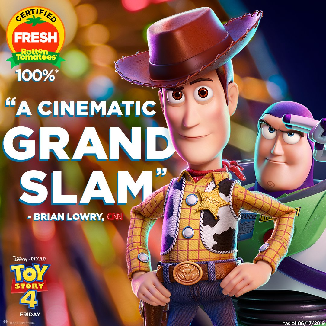 @IMAX's photo on #ToyStory4