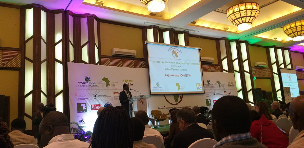 PAEPARD: 1st International Conference on Agroecology Transforming
