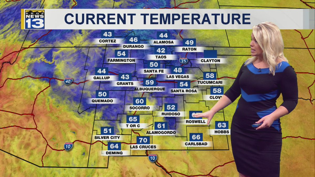 Today's forecast (VIDEO): https://www krqe com/weather/kristens